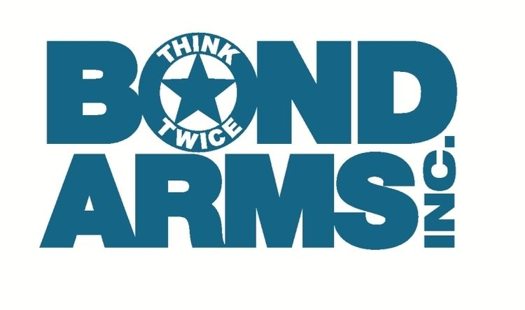 Bond Arms wwwchilliwackdartcomBondArmslogojpg