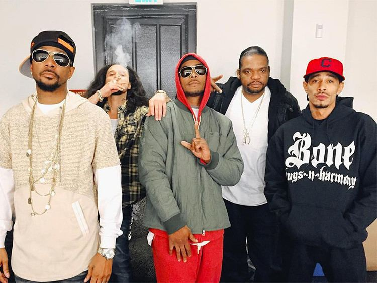 Bone Thugs-n-Harmony Bone ThugsNHarmony Speak On The Puff Puff Pass Tour Part 2 HipHopDX