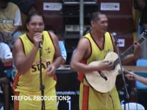 Bonel Balingit PBA Legends Singing Duo YouTube