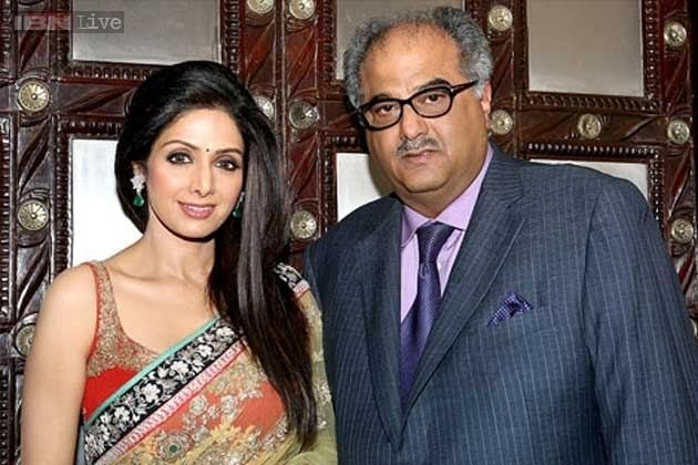 Boney Kapoor Boney Kapoor is living his life out of a suitcase thanks