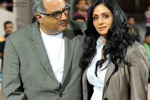 Boney Kapoor Boney to throw a big birthday bash for wife Sridevi IBNLive