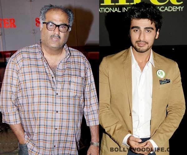 Boney Kapoor Heres why Arjun Kapoors Tevar made Boney Kapoor emotional