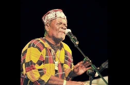 Bongo Herman Bongo Herman beats the blues