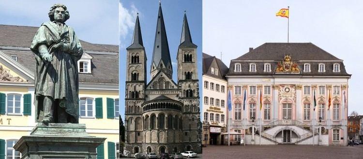 Bonn in the past, History of Bonn