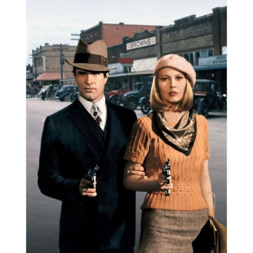Bonnie and Clyde (film) BONNIE AND CLYDE 31 DAYS OF OSCAR Silver Screen Modes by