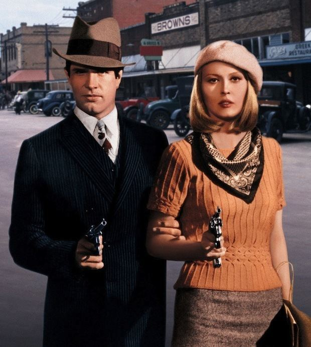 Bonnie and Clyde (film) TCM Film Festival 2013 Bonnie and Clyde 1967 Pretty Clever Films
