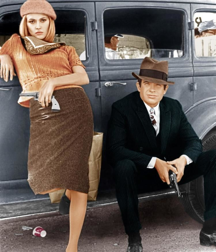 Bonnie and Clyde (film) 1967 Bonnie and Clyde Film 1960s The Red List