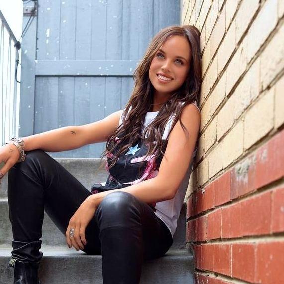 Bonnie Anderson (singer) Bonnie Anderson Aria Awards In Australia December 1 2013