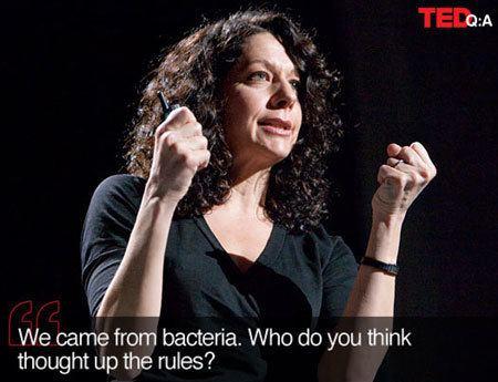 Bonnie Bassler The Secret Social Lives of Bacteria Exclusive Interview