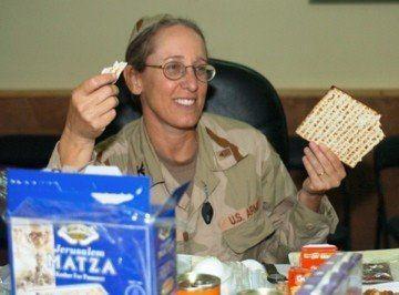 Bonnie Koppell The Female Soldier Rabbi Bonnie Koppell