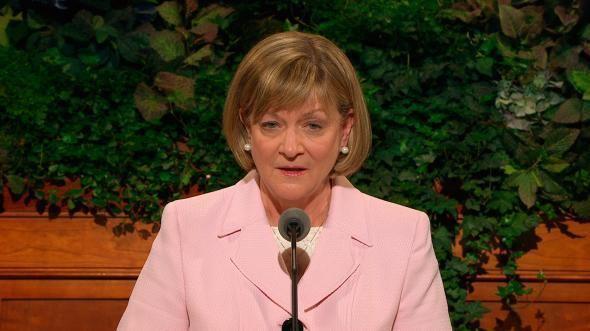 Bonnie L. Oscarson Be Ye Converted Bonnie L Oscarson