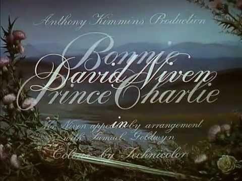 Bonnie Prince Charlie (1948 film) Bonnie Prince Charlie 1948 trailer youtube YouTube