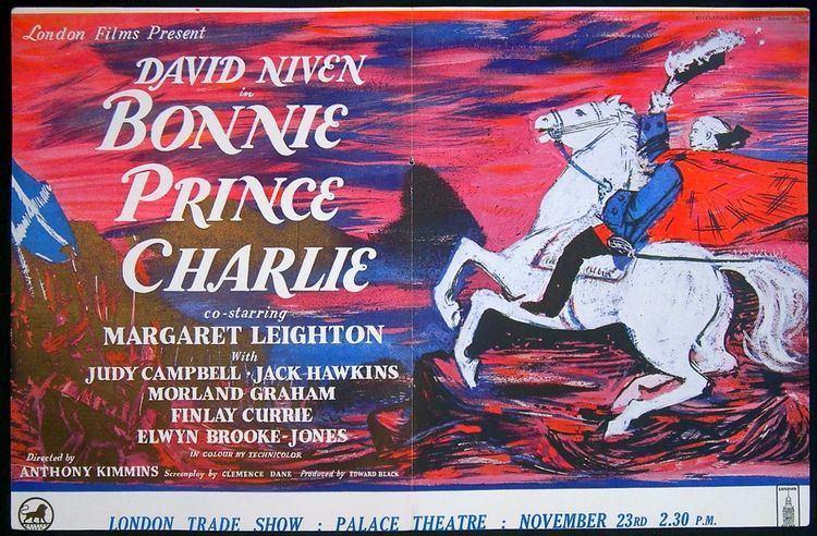 Bonnie Prince Charlie (1948 film) Blog Archive Matte Painted shots from Bonnie Prince Charlie