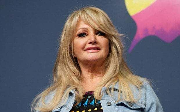 Bonnie Tyler Bonnie Tyler39s Travelling Life Telegraph