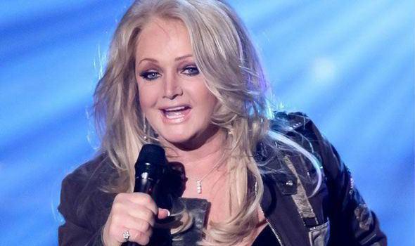 Bonnie Tyler Bonnie Tyler rock39s comback queen Celebrity News