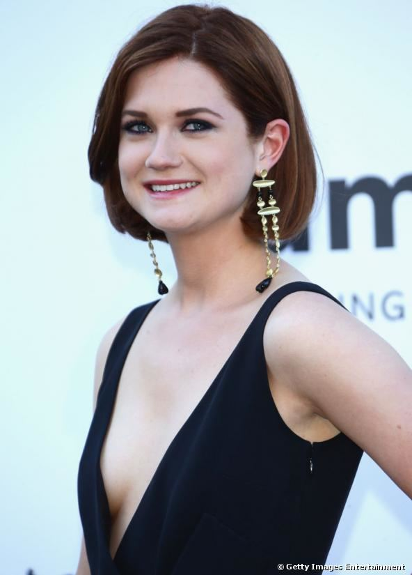 Bonnie Wright Happy Birthday to the Ever Classy Miss Bonnie Wright A Readers