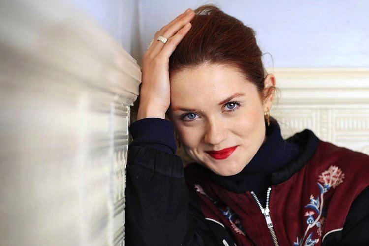 Bonnie Wright Ginny Weasley grows up Bonnie Wright interview London Evening