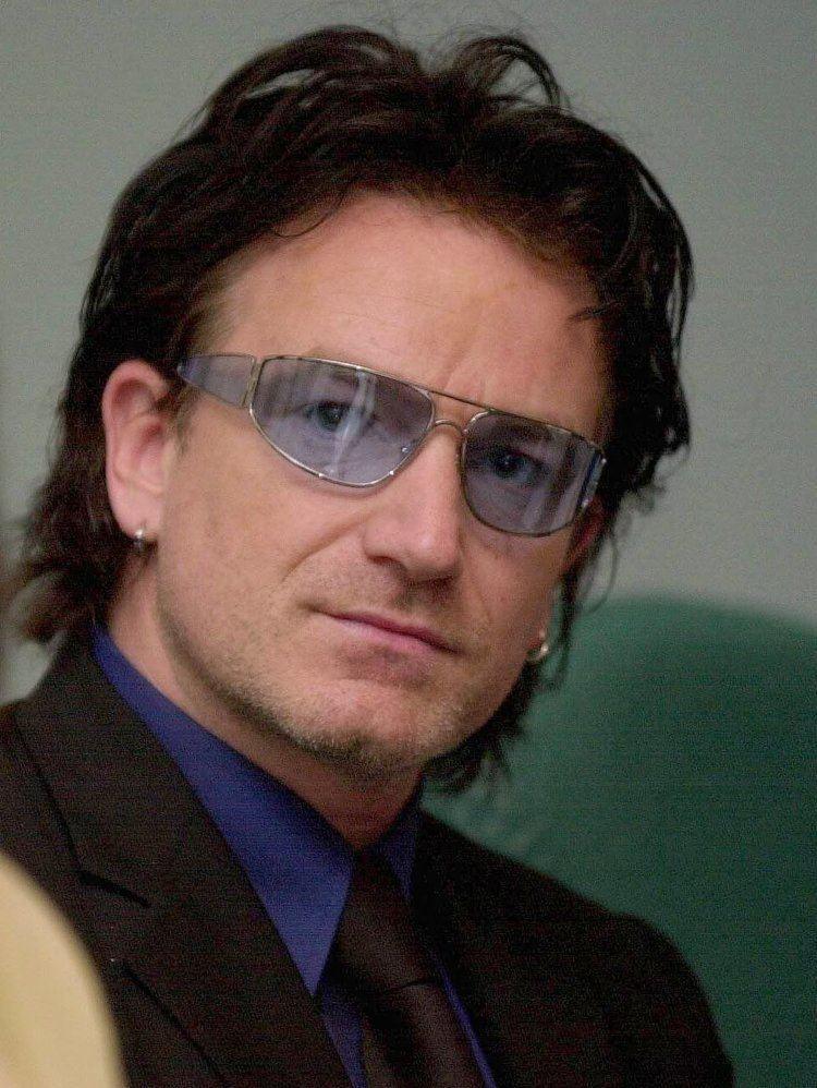 Bono Bono Hairstyles