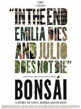 Bonsai (film) Bonsai film Wikipedia