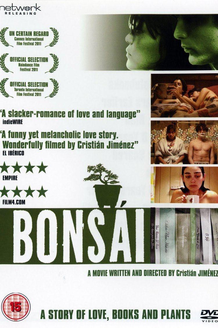 Bonsai (film) wwwgstaticcomtvthumbdvdboxart9171845p917184