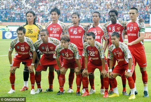 Bontang F.C. Arema Indonesia vs Bontang FC Starting lineup Bontang FC Flickr
