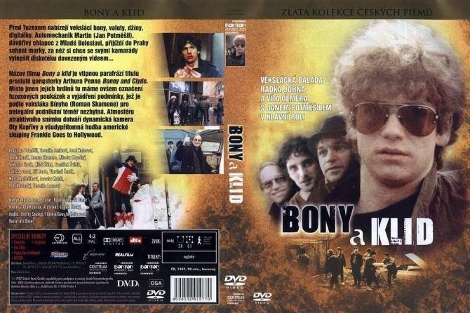 Bony a klid Bony a klid 1987 VHS DVD Bluray FDbcz