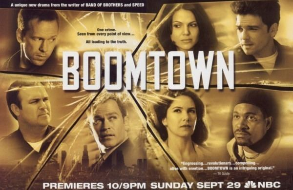 Boomtown (2002 TV series) - Alchetron, the free social