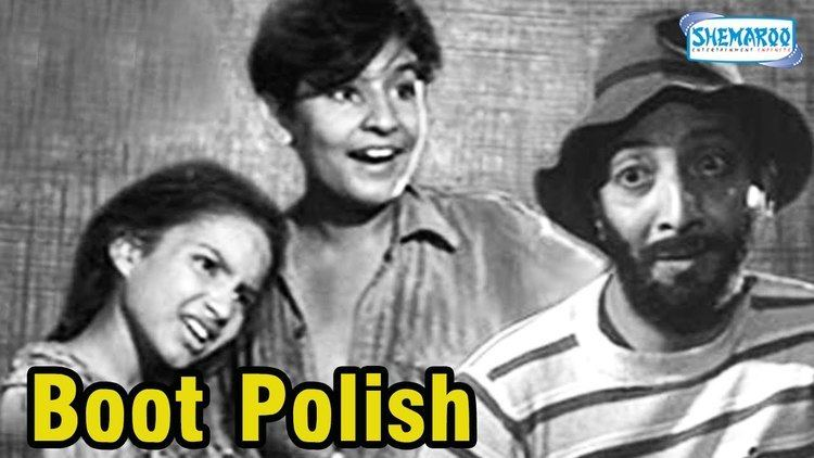 Boot Polish1954 Hindi Full Movie Kumari Naaz David Abraham
