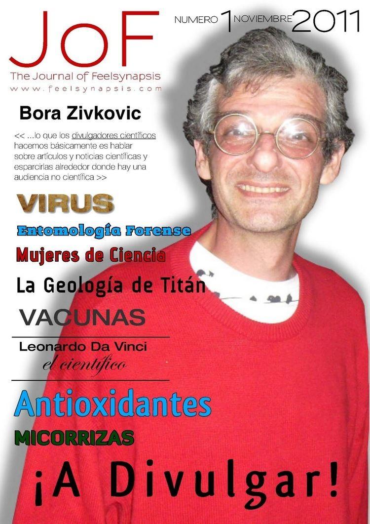 Bora Zivkovic Science Box The Blogfather Interview with Bora Zivkovic