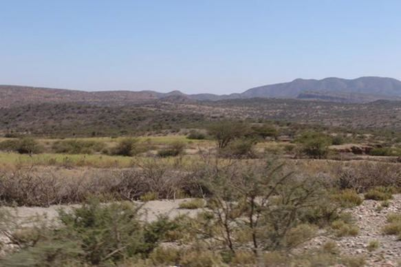 Borama Beautiful Landscapes of Borama