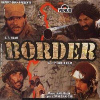 Border 1997 Anu Malik Listen to Border songsmusic online