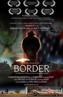Border (2007 film) movie poster