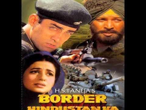 Hum Hind Ke Veer Sipahee Border Hindustan Ka 2003 Full Song YouTube