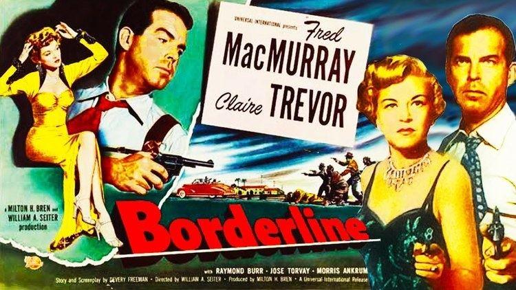 Borderline (1950 film) Borderline 1950 YouTube