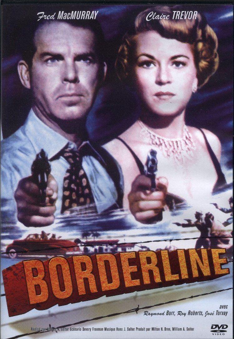 Borderline (1950 film) Borderline