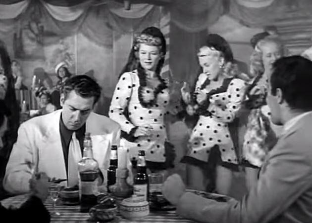Borderline (1950 film) Borderline Crossing the Genre Border into Failure B Noir Detour