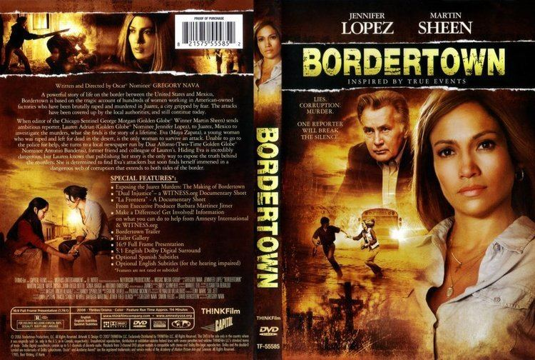 Bordertown 2006 Film Alchetron The Free Social Encyclopedia
