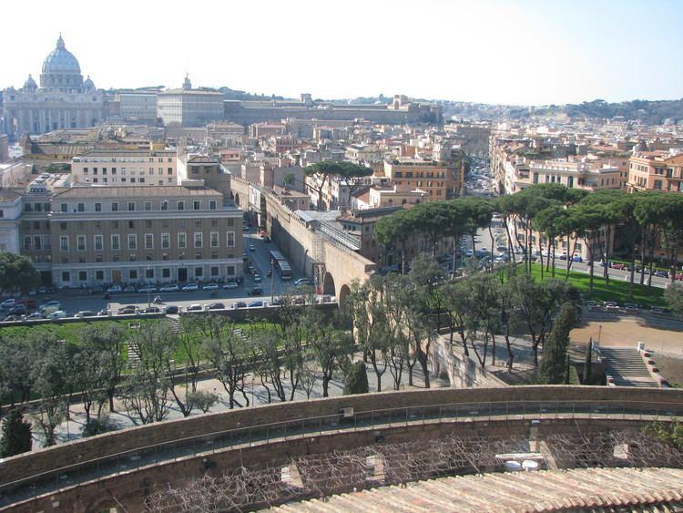 Borgo (rione of Rome) Borgo rione di Roma Wikipedia