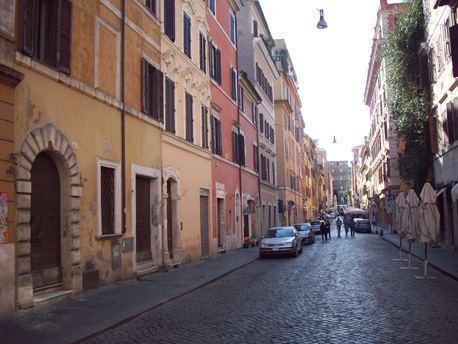 Borgo (rione of Rome) Rione Borgo Roma