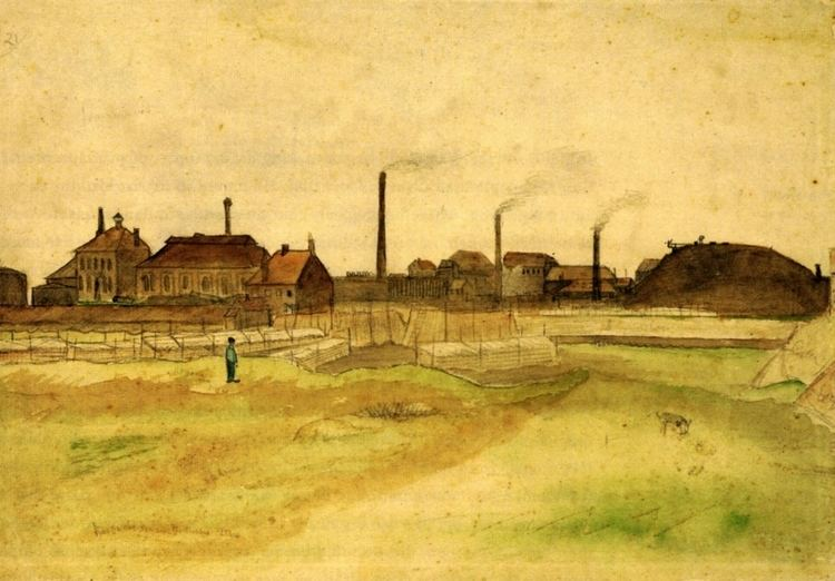 Borinage How Van Gogh Discovered Art in the Borinage