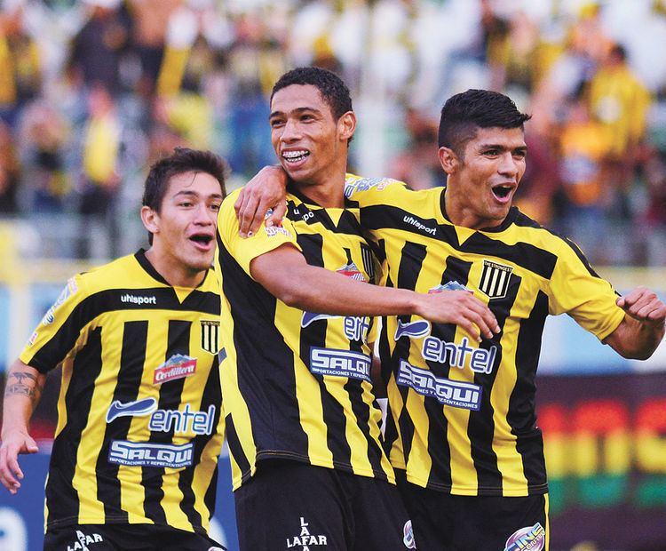 Boris Alfaro El Tigre solo en la punta La Razn