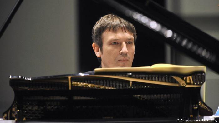 Boris Berezovsky (pianist) Boris Berezovsky Beethoven is as powerful as the sun