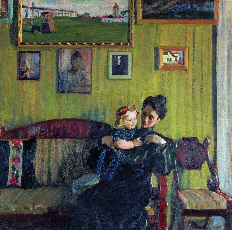 Boris Kustodiev Boris Kustodiev Painter