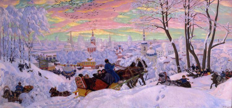 Boris Kustodiev Boris Kustodiev Wikipedia the free encyclopedia