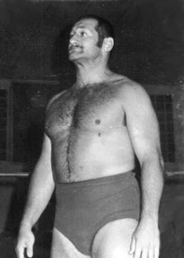 Boris Malenko Florida Wrestling Hall of Fame Inductee Boris Malenko
