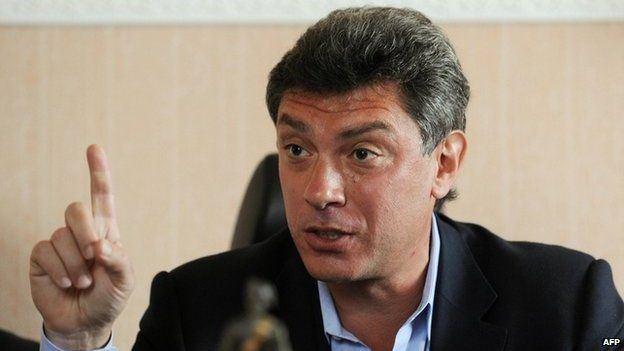 Boris Nemtsov Russia opposition politician Boris Nemtsov shot dead BBC