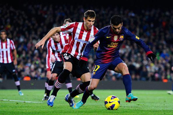 Borja Ekiza Borja Ekiza Pictures FC Barcelona v Athletic Club La