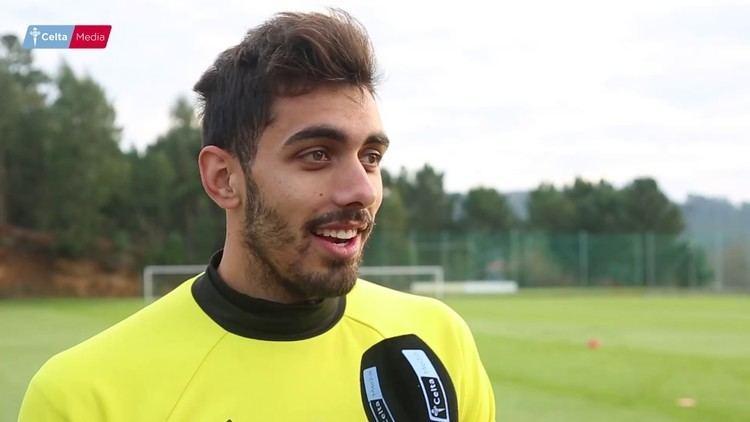 Borja Iglesias Borja Iglesias mximo goleador histrico del Celta B YouTube
