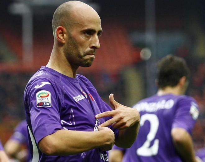 Borja Valero Fiorentina Borja Valero quotVoglio chiudere la carriera a