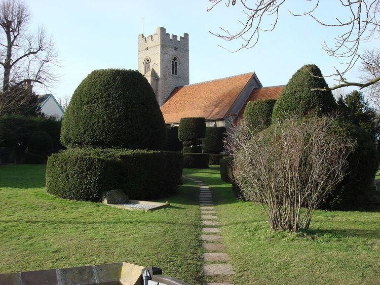 Borley Church